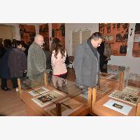 Dragomán György az Ady műzeumban